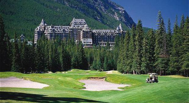 Fairmont Banff Springs | Global Golf Vacations