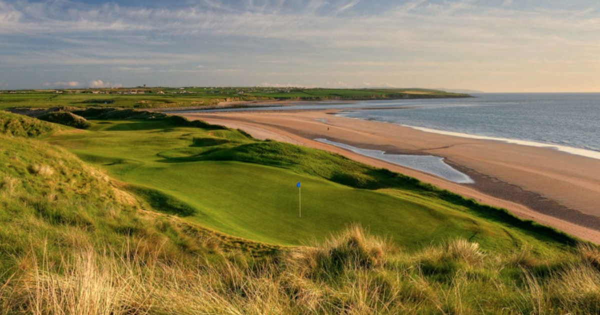 Dublin-Northern Ireland 5 Star Golf Vacation (8 Day Tour)