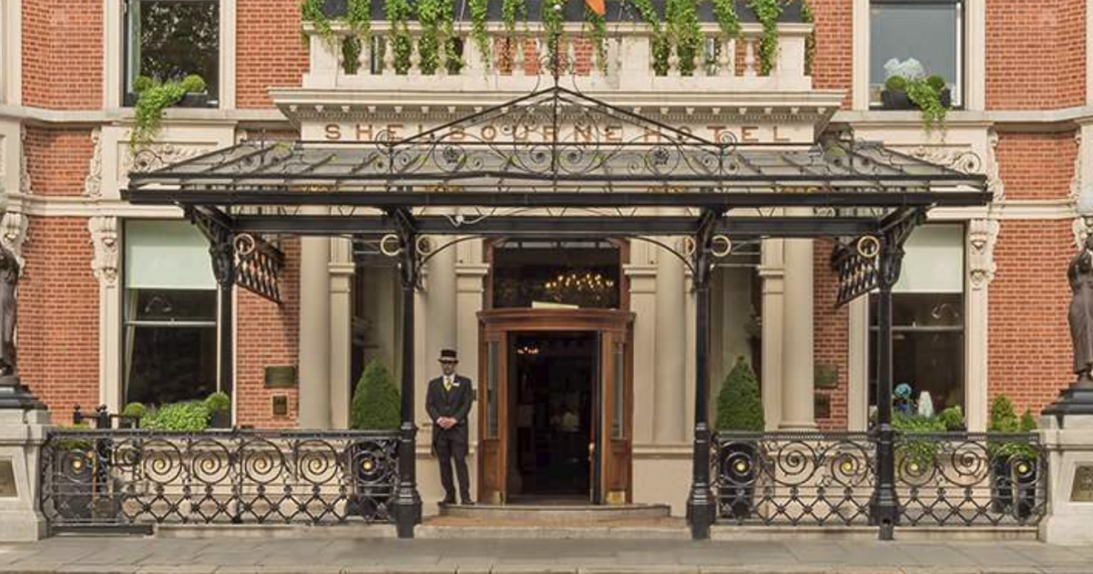 The Shelbourne Hotel - Dublin