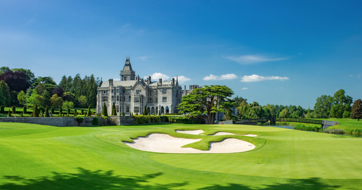 Adare Manor - Limerick | Global Golf Vacations